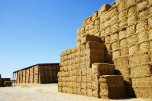 Vente de paille et fourrages en Nouvelle Aquitaine